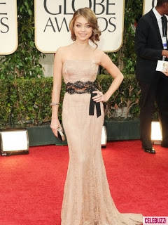 Best Dressed List: The Golden Globes 2012