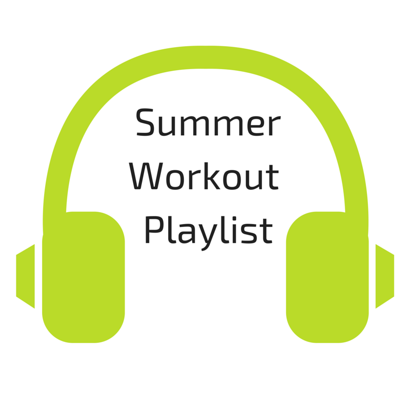 SummerWorkout Playlist