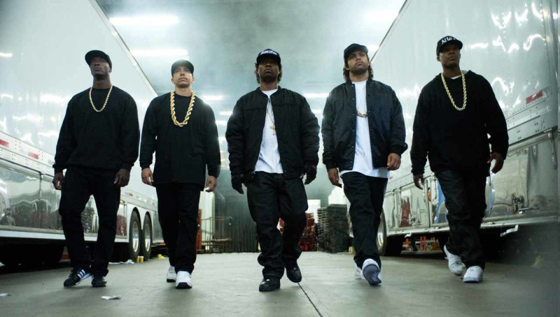 Straight Outta Compton group