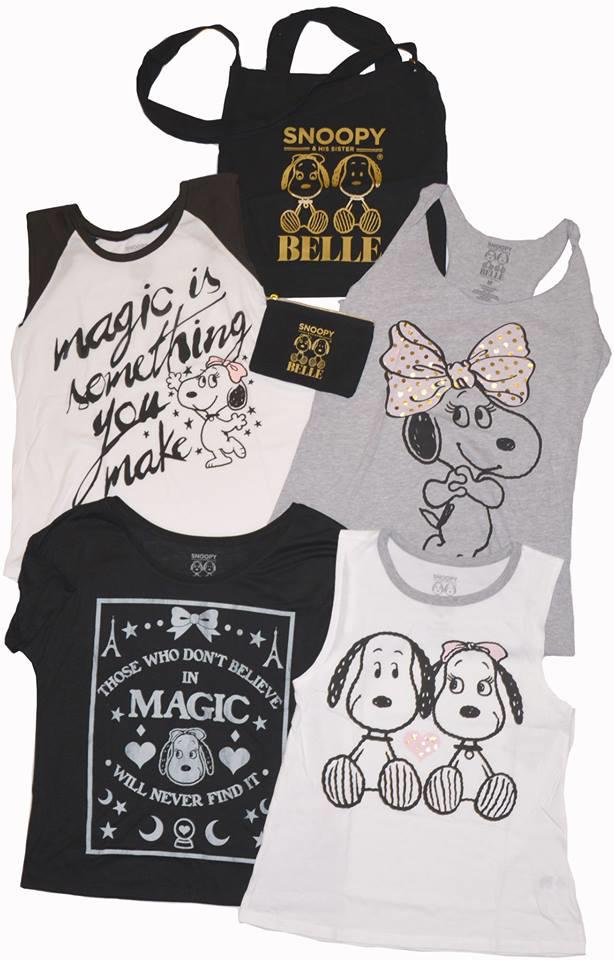 snoopy and belle giveaway