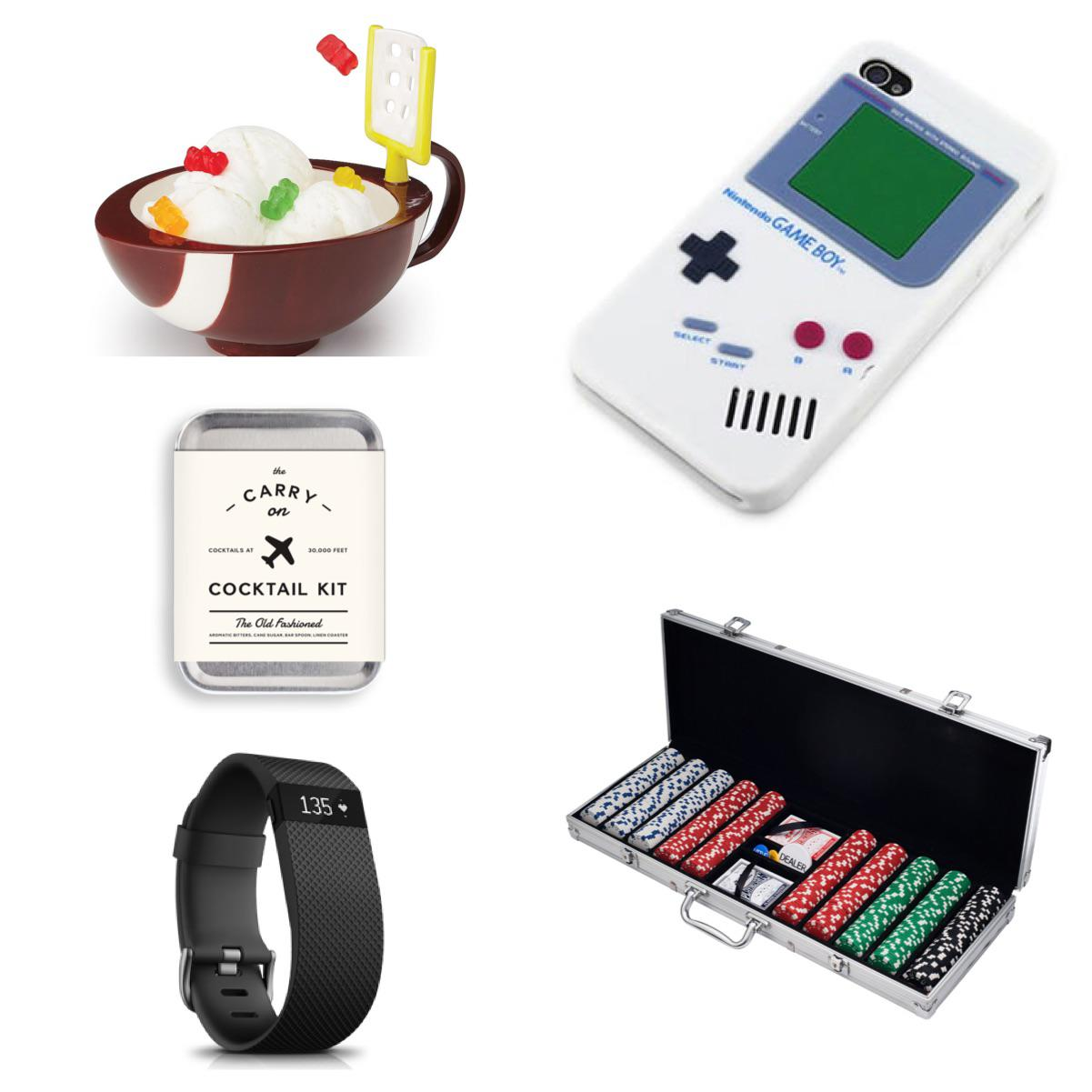 Christmas Gift Guide: 5 Picks for Him - Small Towns & City Lights