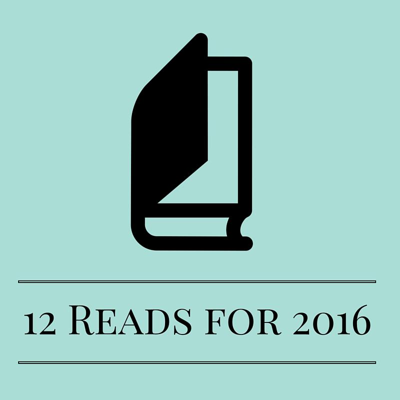 12 Reads for 2016