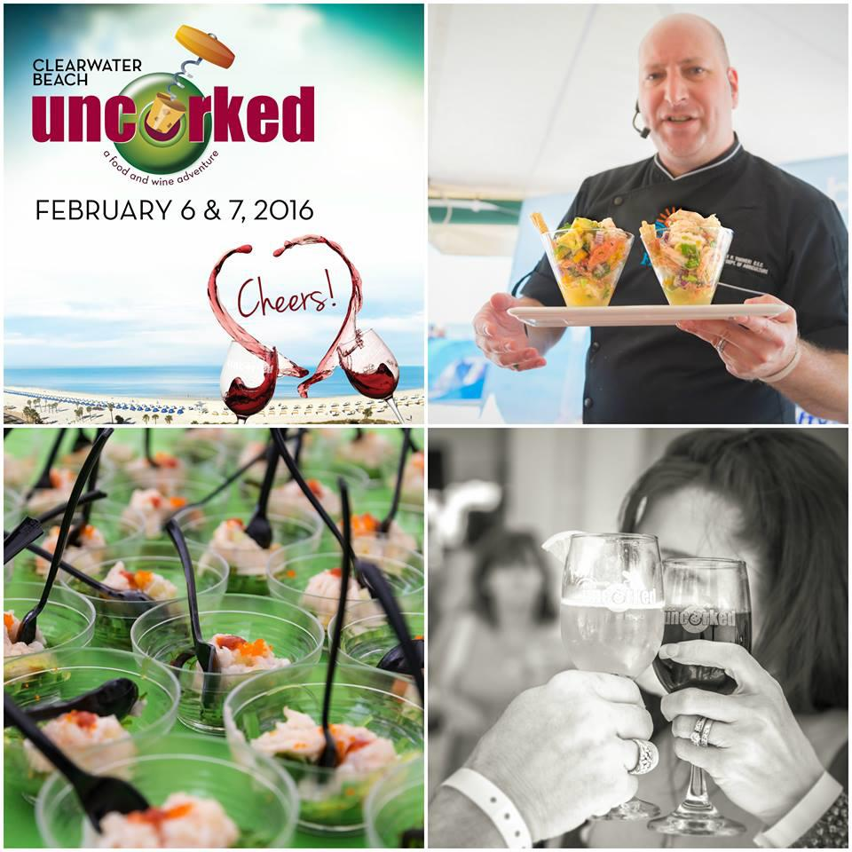 Photo credit: Clearwater Beach Uncorked