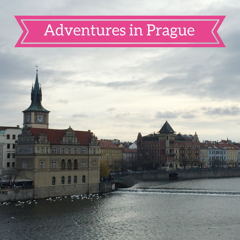 adventures in prague
