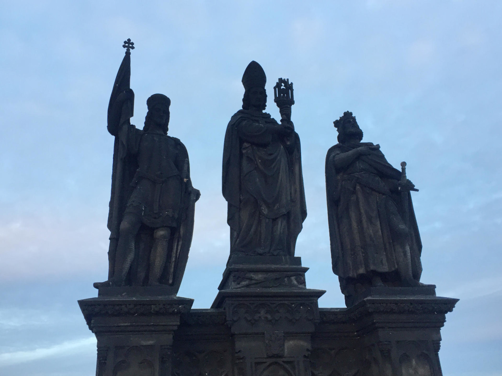 three kings prague