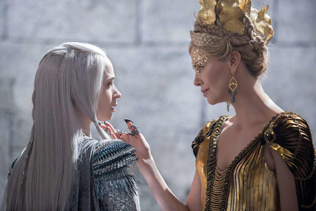 the huntsman queens
