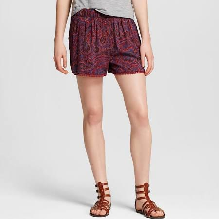Mossimo Supply Co. Printed Shorts