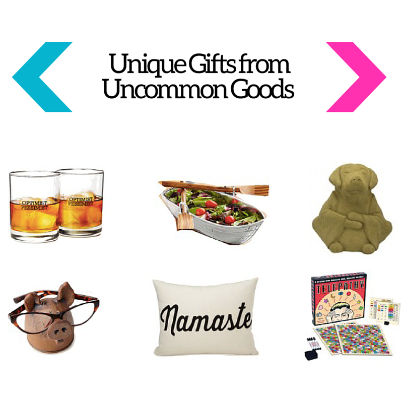 Unique Gifts from Uncommon Goods