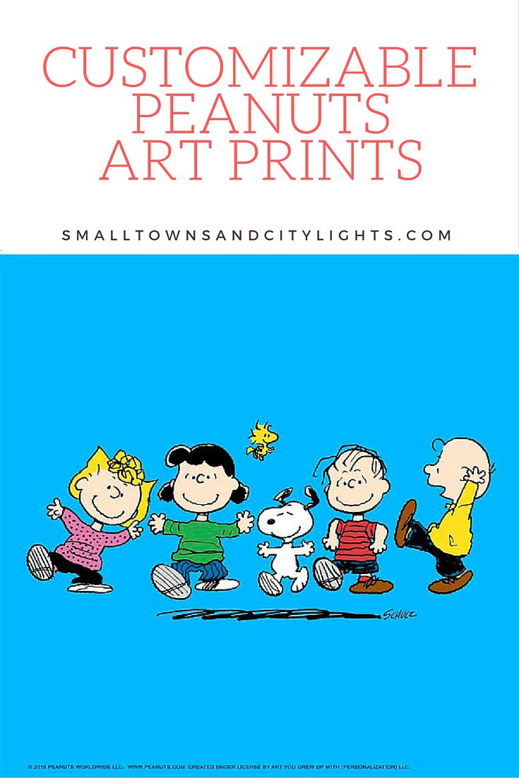 customizable-peanuts-art-prints