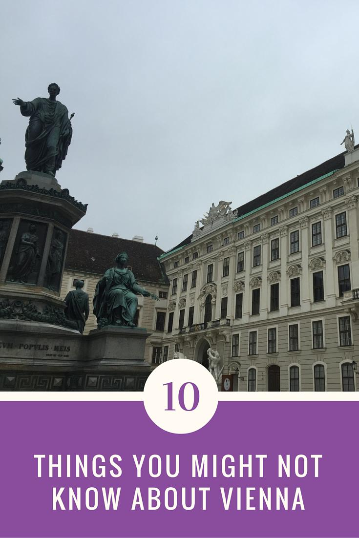 Here are some interesting facts about Vienna, Austria that you might not know.