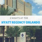 Planning a trip to Orlando? Check out the Hyatt Regency Orlando!
