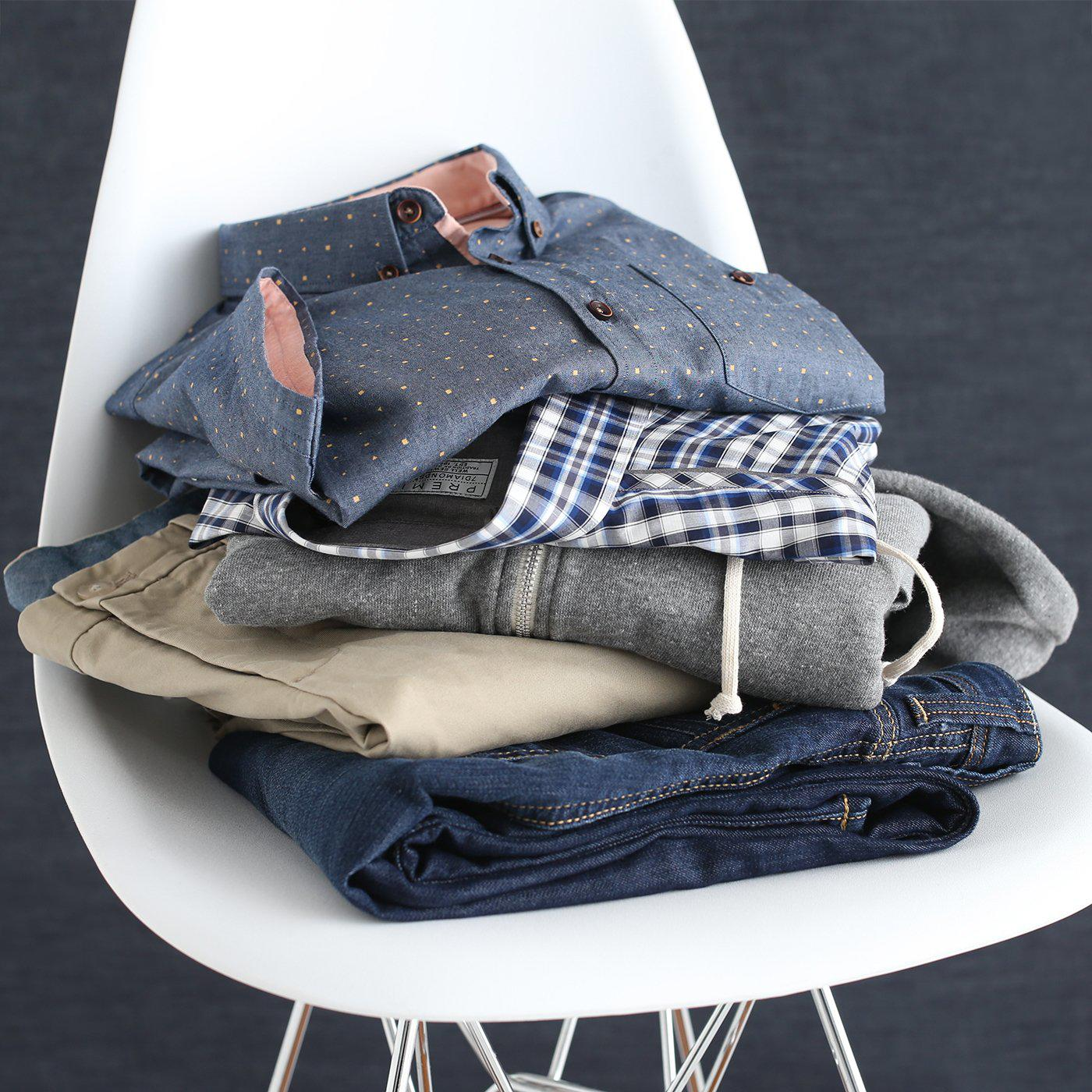 The popular women's clothing service has now expanded to a men's line! Check it out!