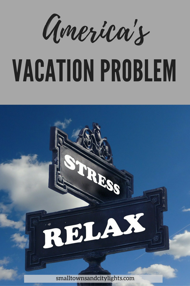Lets talk about America's vacation problem.