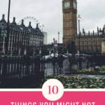 Check out these 10 things you might not know about London!