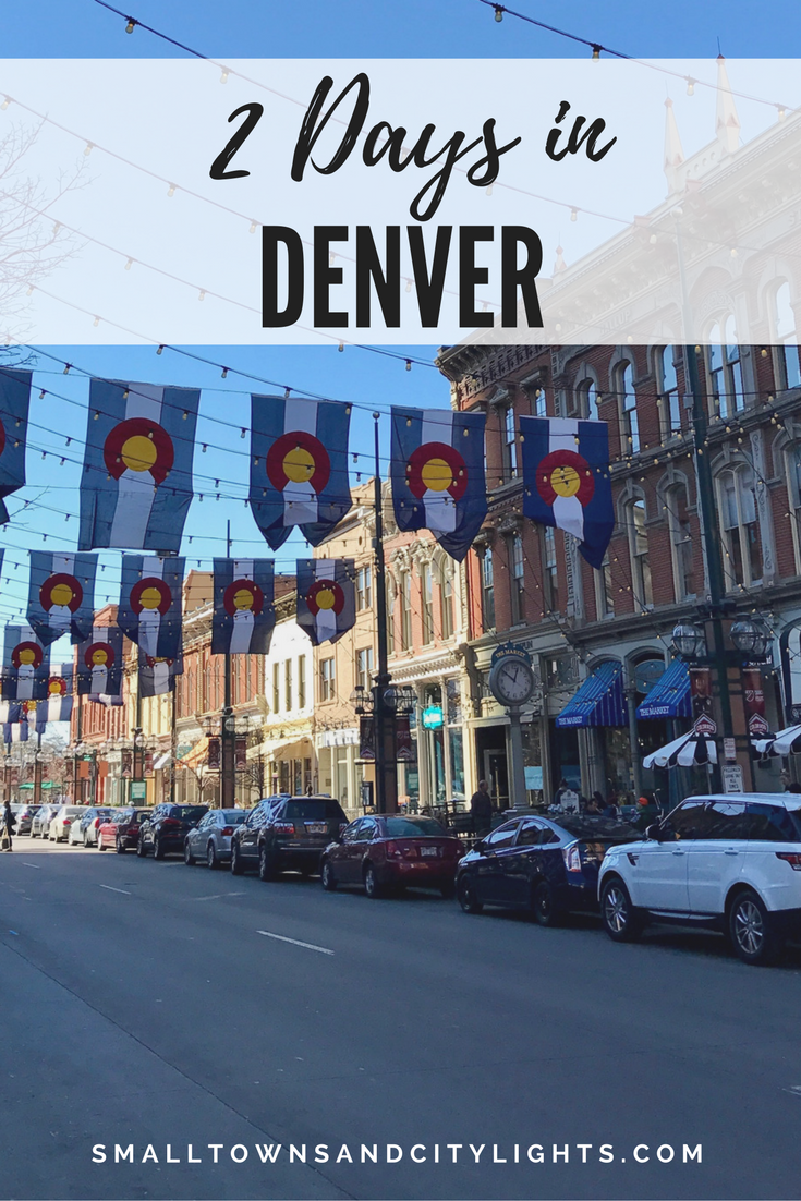 Planning a trip to Denver? Check out this post for tips on what to do!