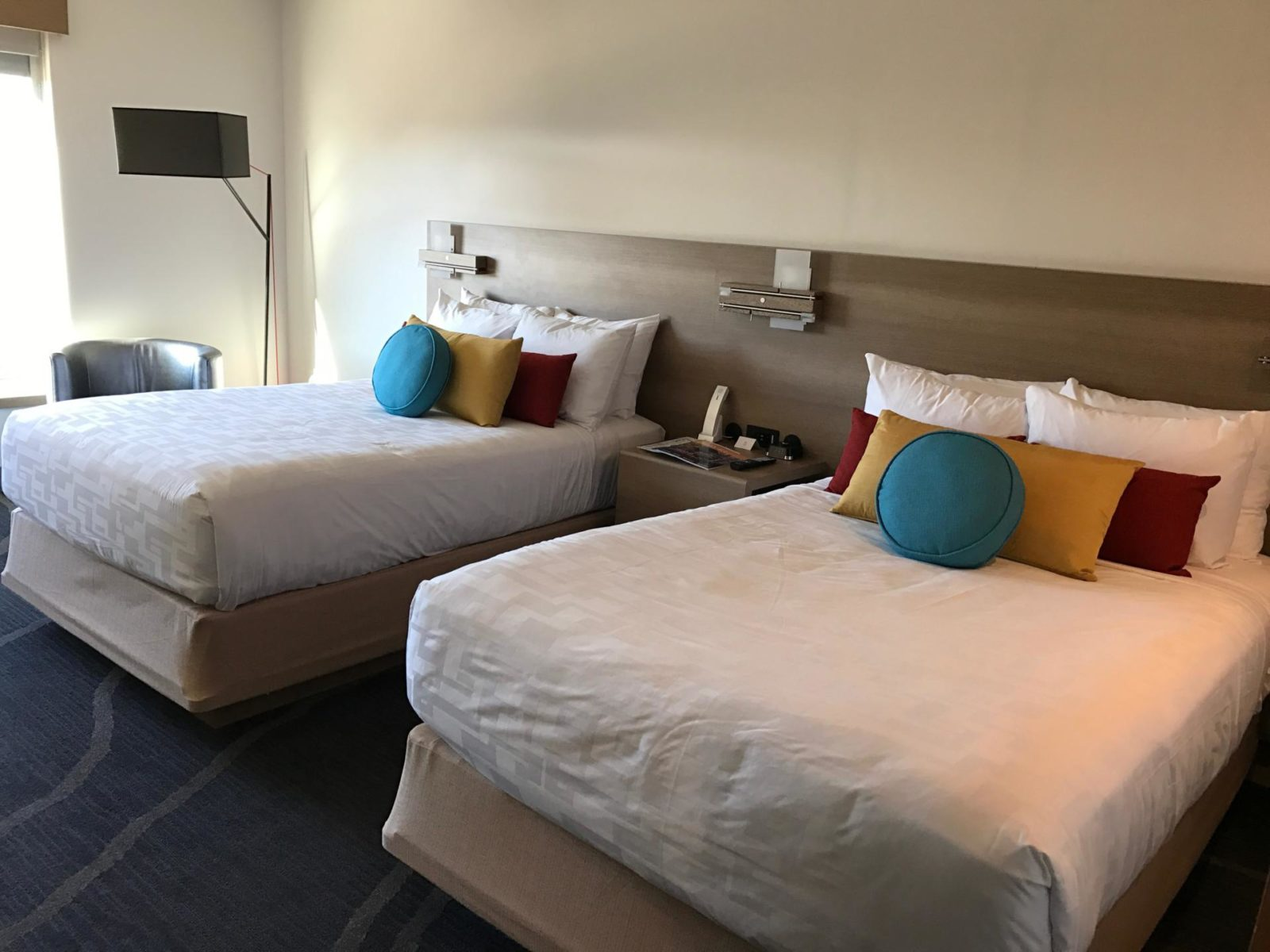 Thinking about planning a trip to Denver? Plan a stay at the ART Hotel!