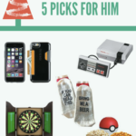 Struggling to find the right gift for the guy(s) in your life? Check out these ideas!