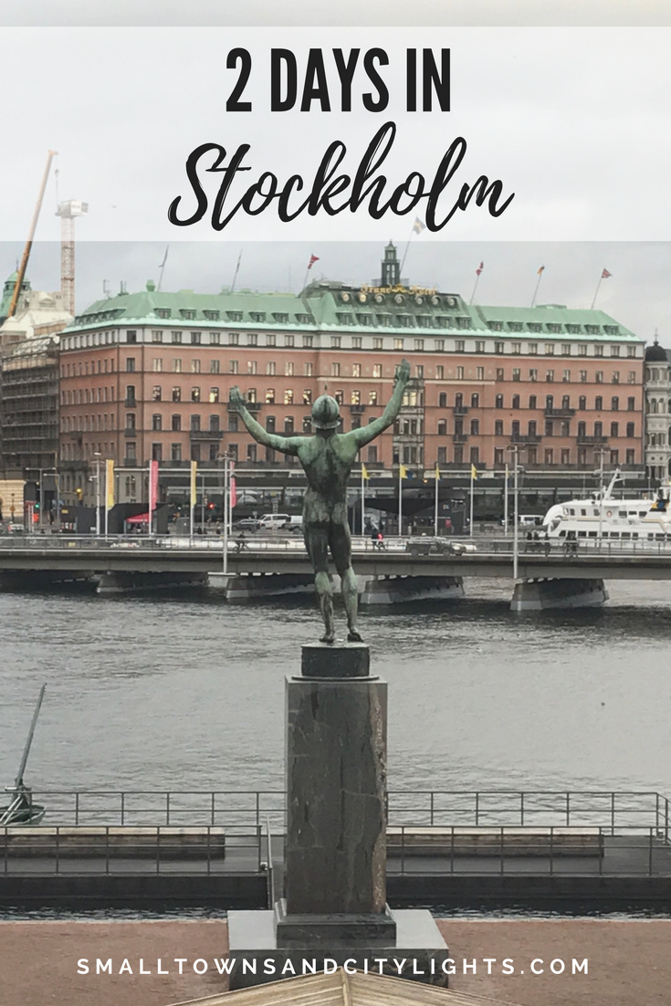 Planning a trip to Stockholm? These are the things you should put on your list!