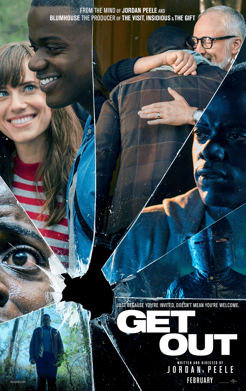 Get Out: Movie Review