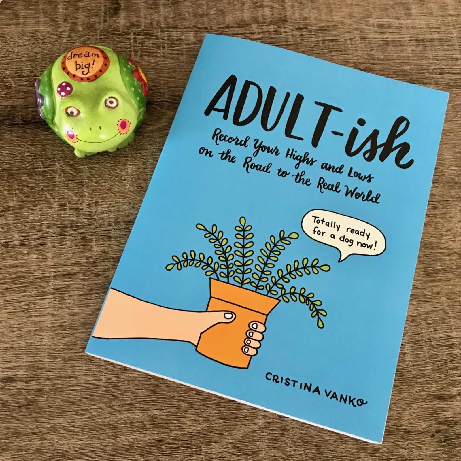 The best book for adults!
