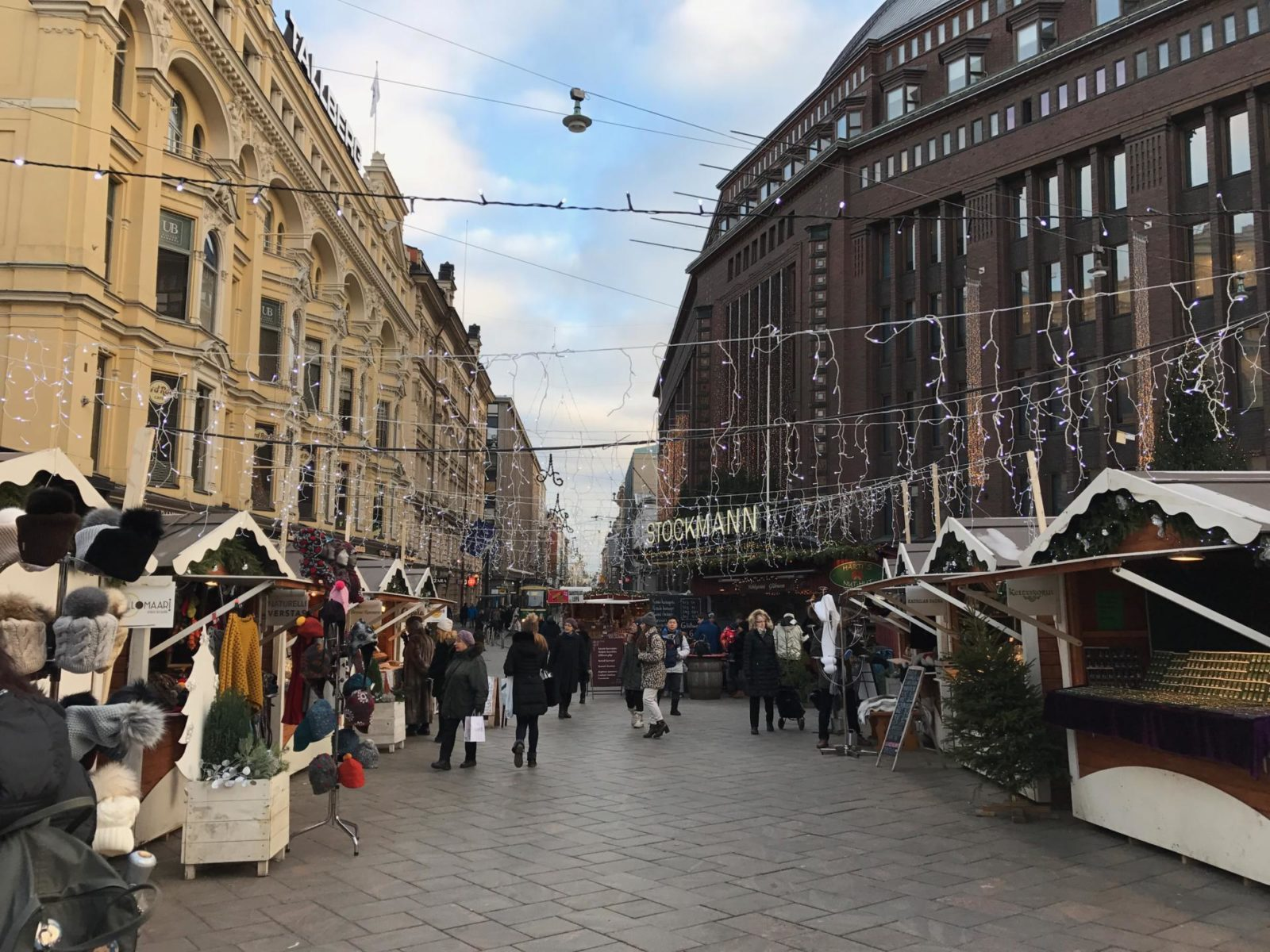 Wondering what it's like to wander the streets of Helsinki? Check out these pictures!