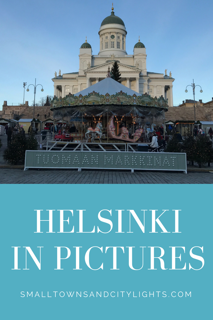 Check out the beautiful, Helsinki!