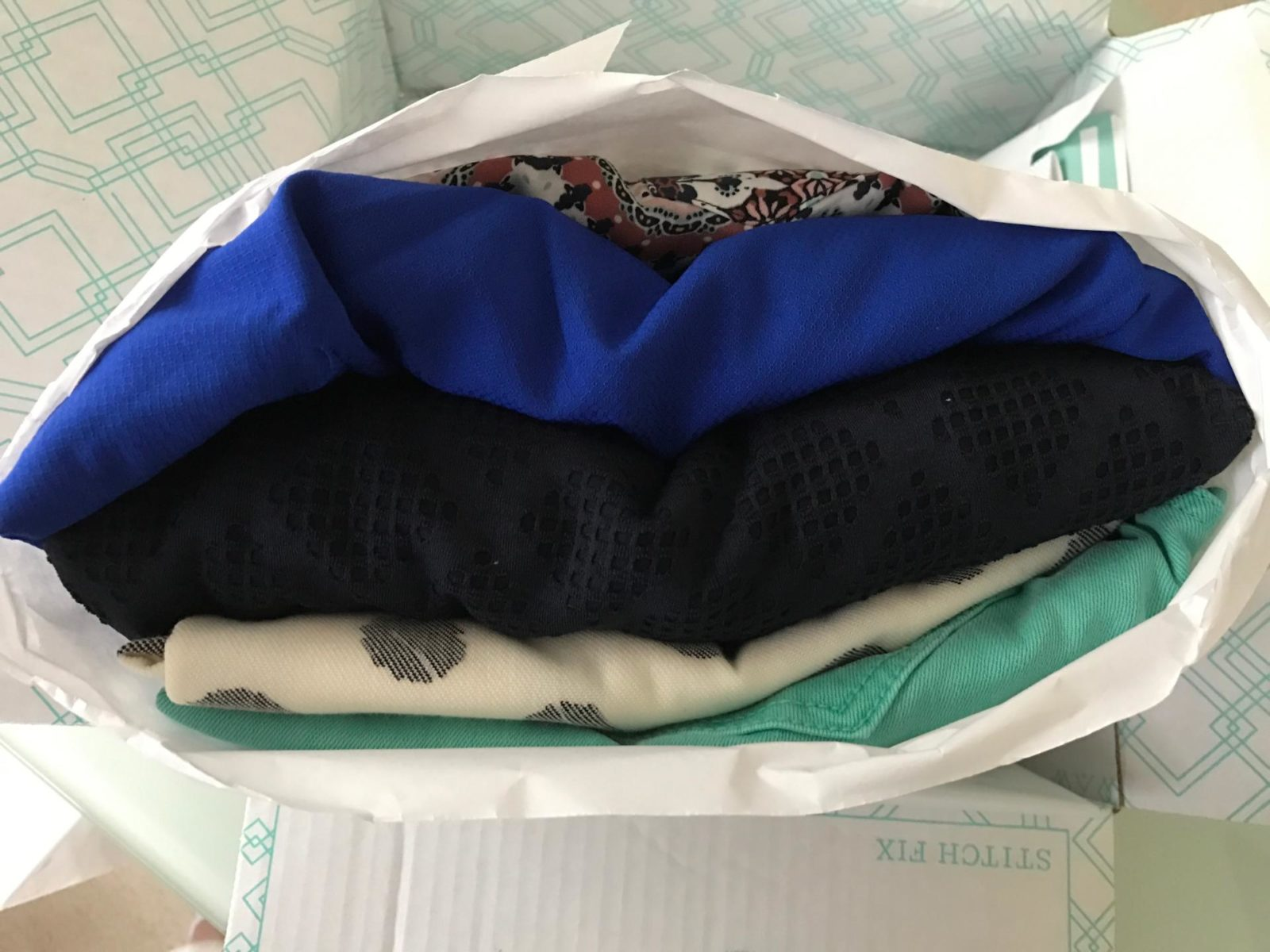 Stitch Fix: April 2017 Review