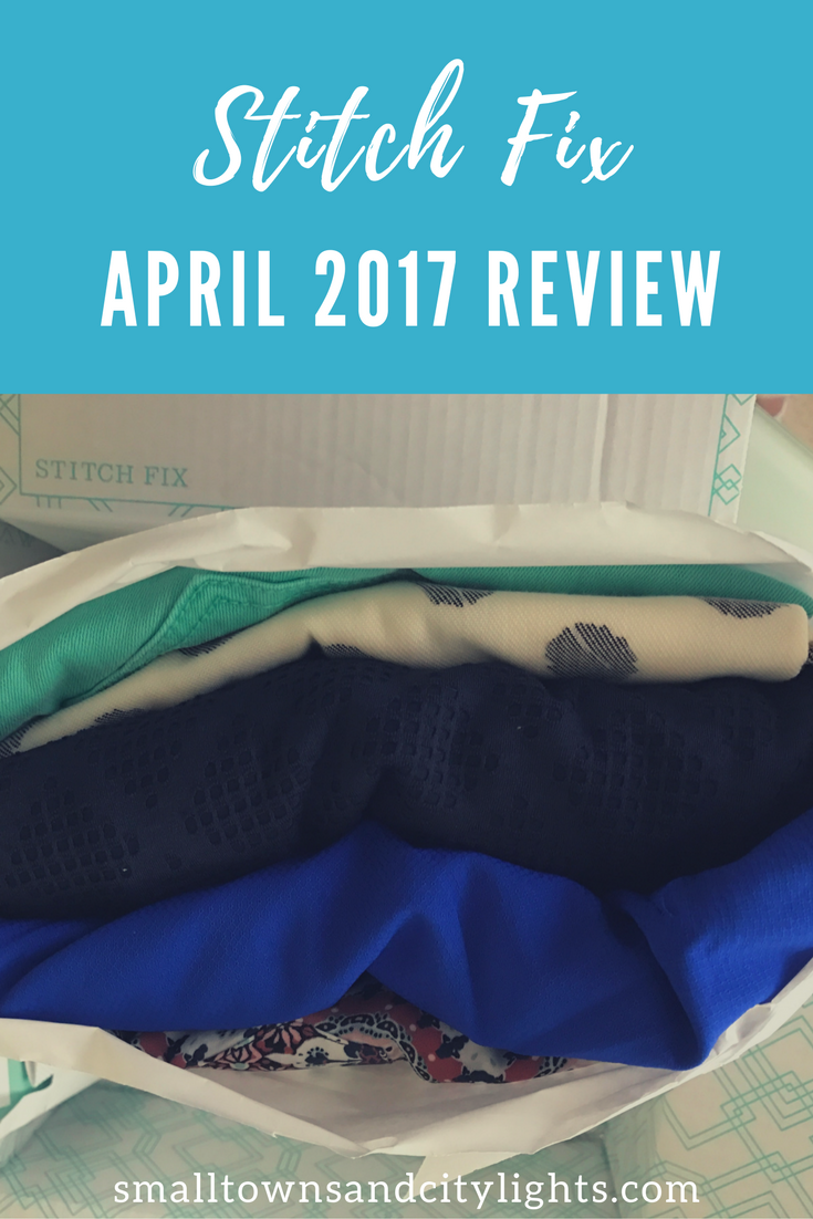 Stitch Fix April 2017