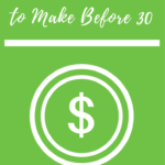 Financial moves to make before 30