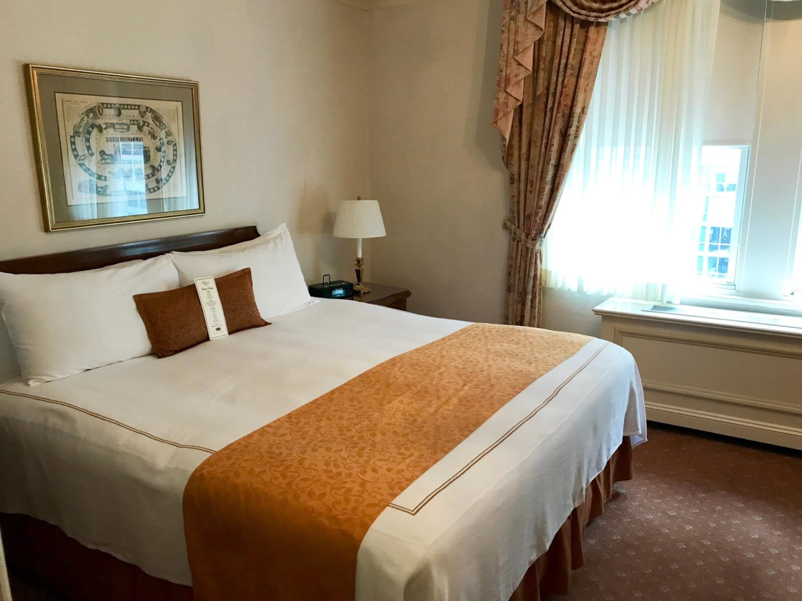 A stay at NYC's Hotel Elysee