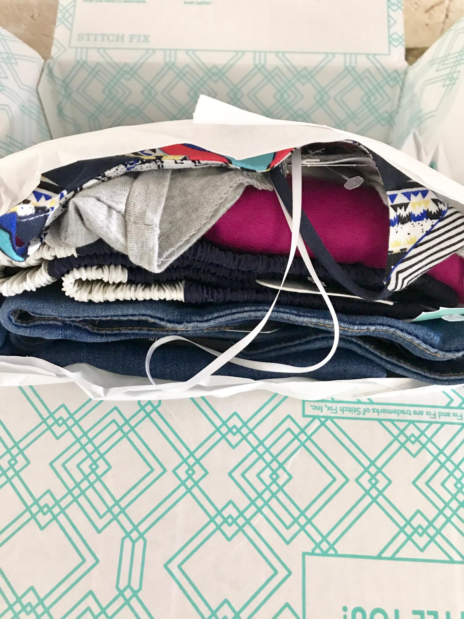 Stitch Fix: August 2017 Review