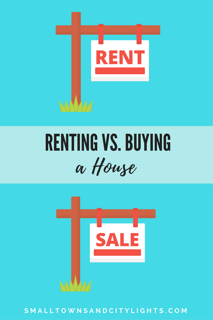 Renting vs. Buying a House